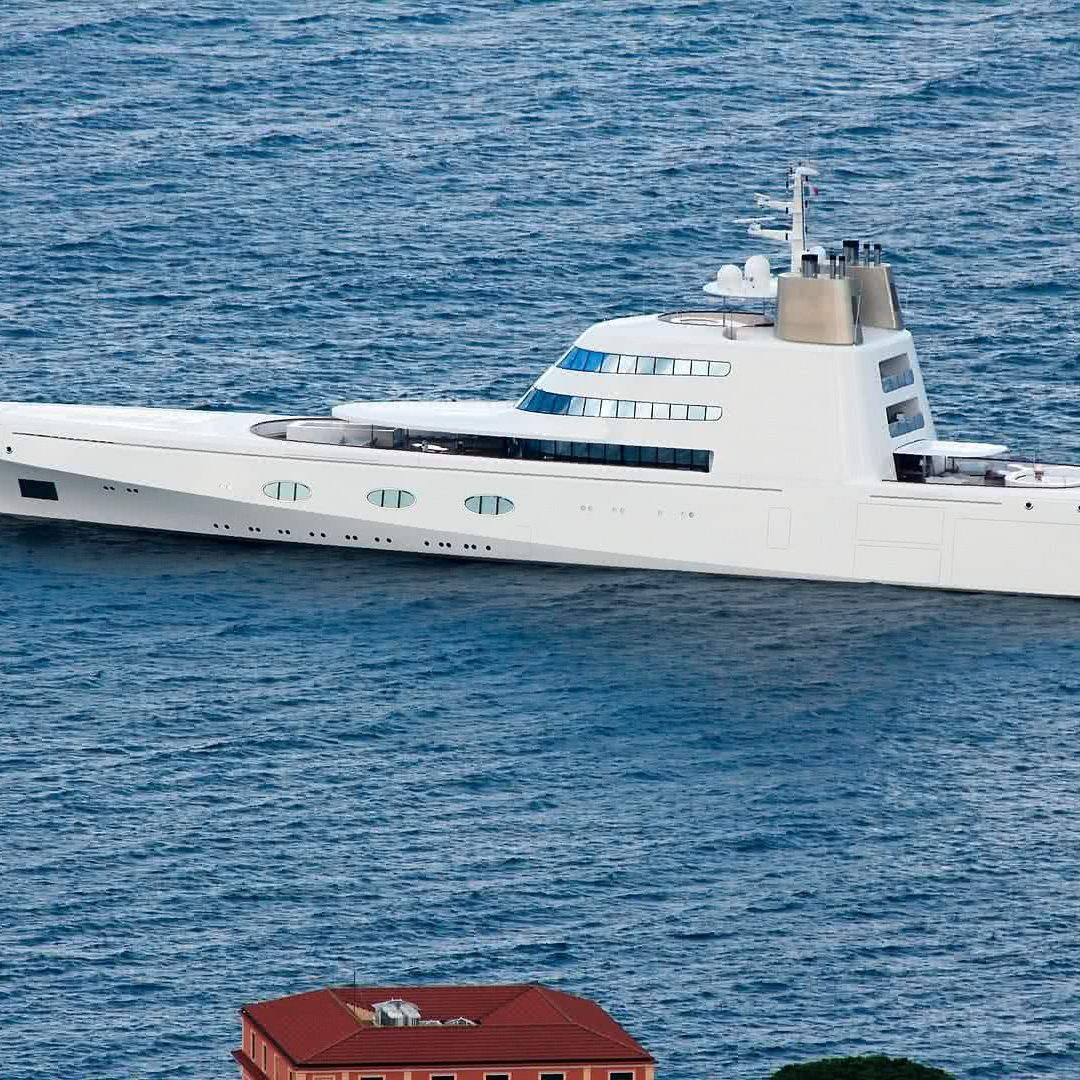 Motor Yacht A Martin Francis