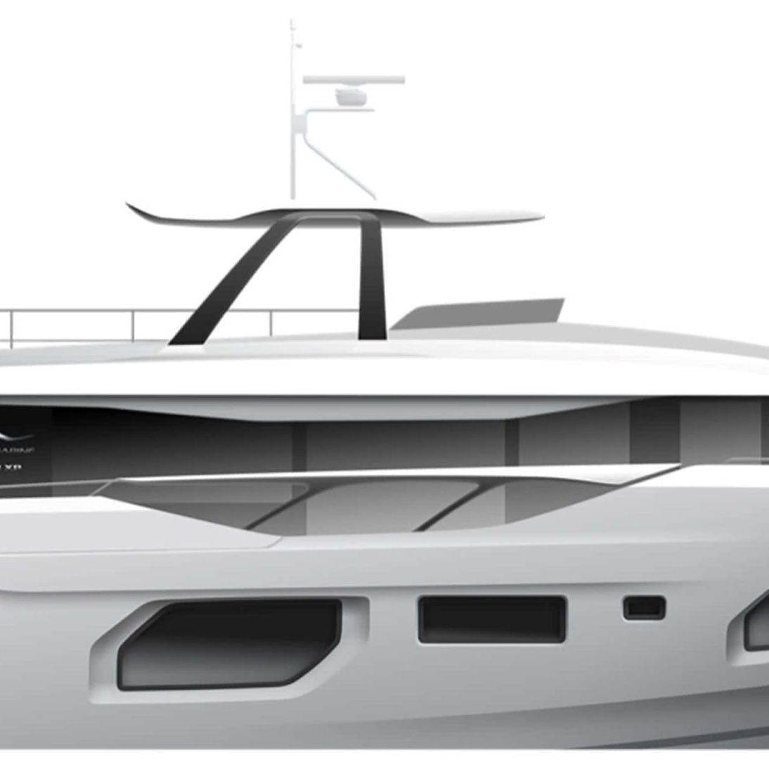 Numarine 22XP Explorer Yacht Can Yalman