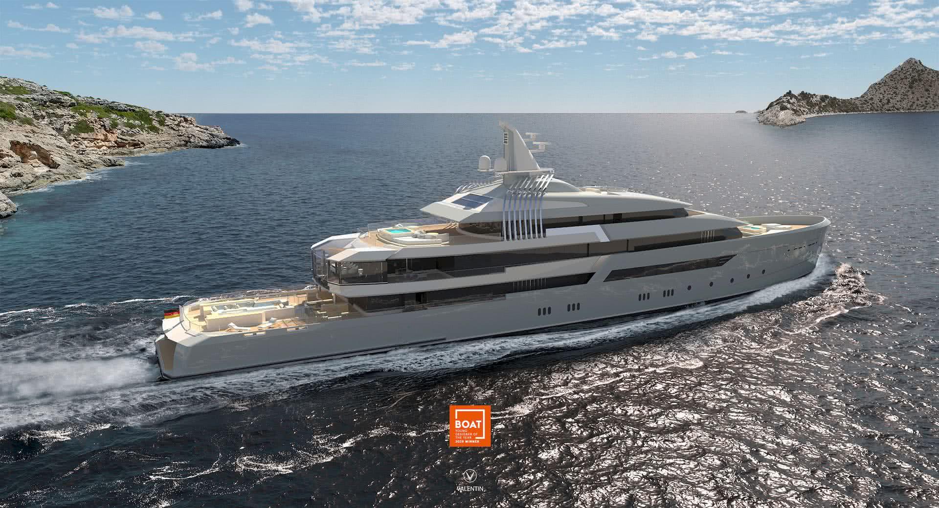 Plato Yacht Valentin Weigand