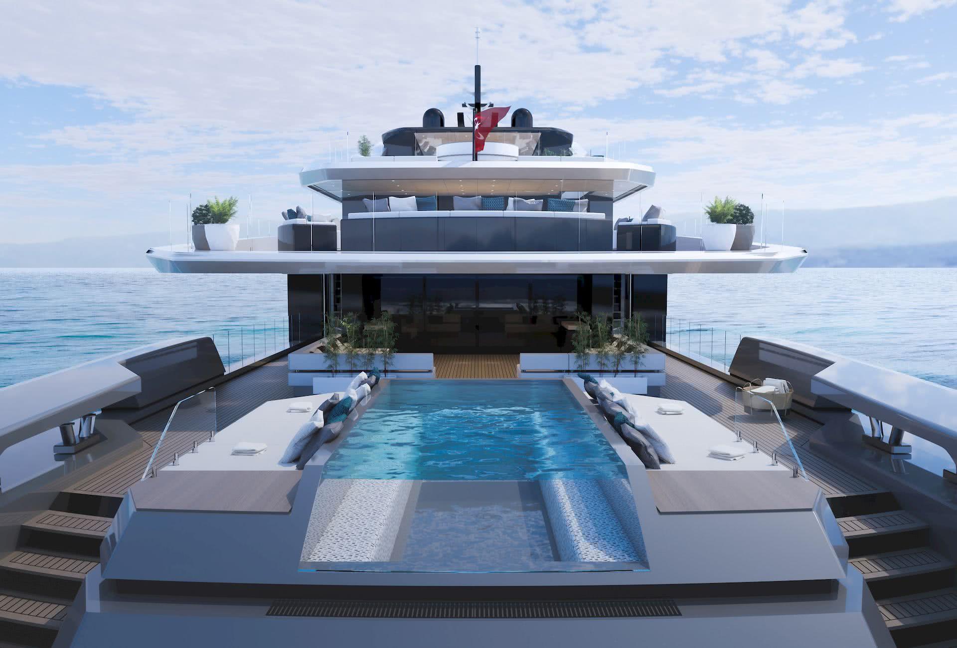 RMK 65 Hot Lab Yacht Design
