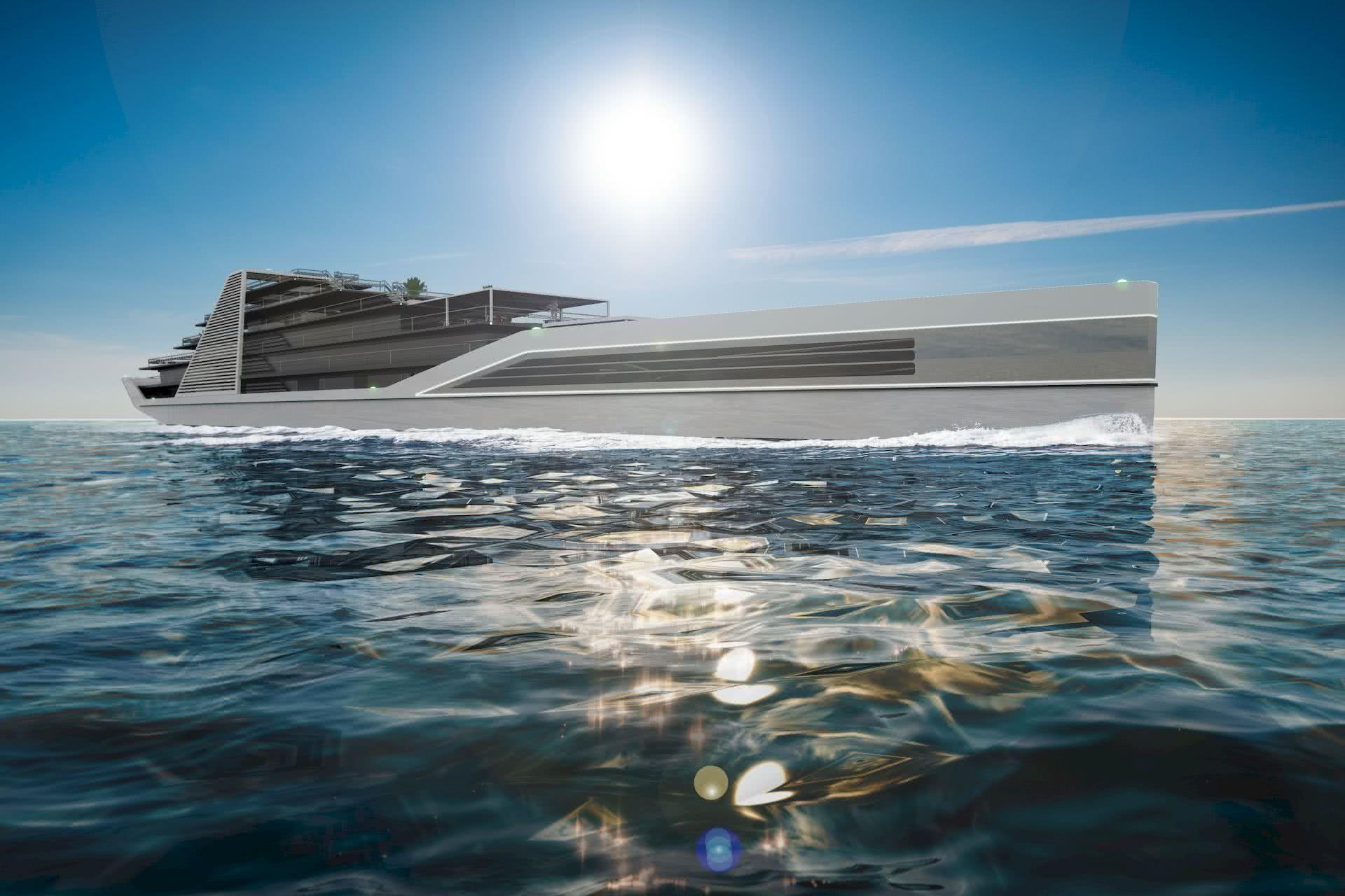 Solis Julien Cadro Yacht Design