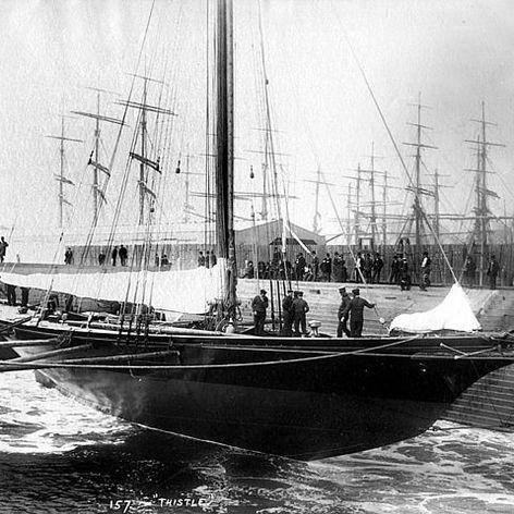 Meteor I Yacht