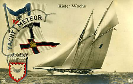 Meteor IV Yacht