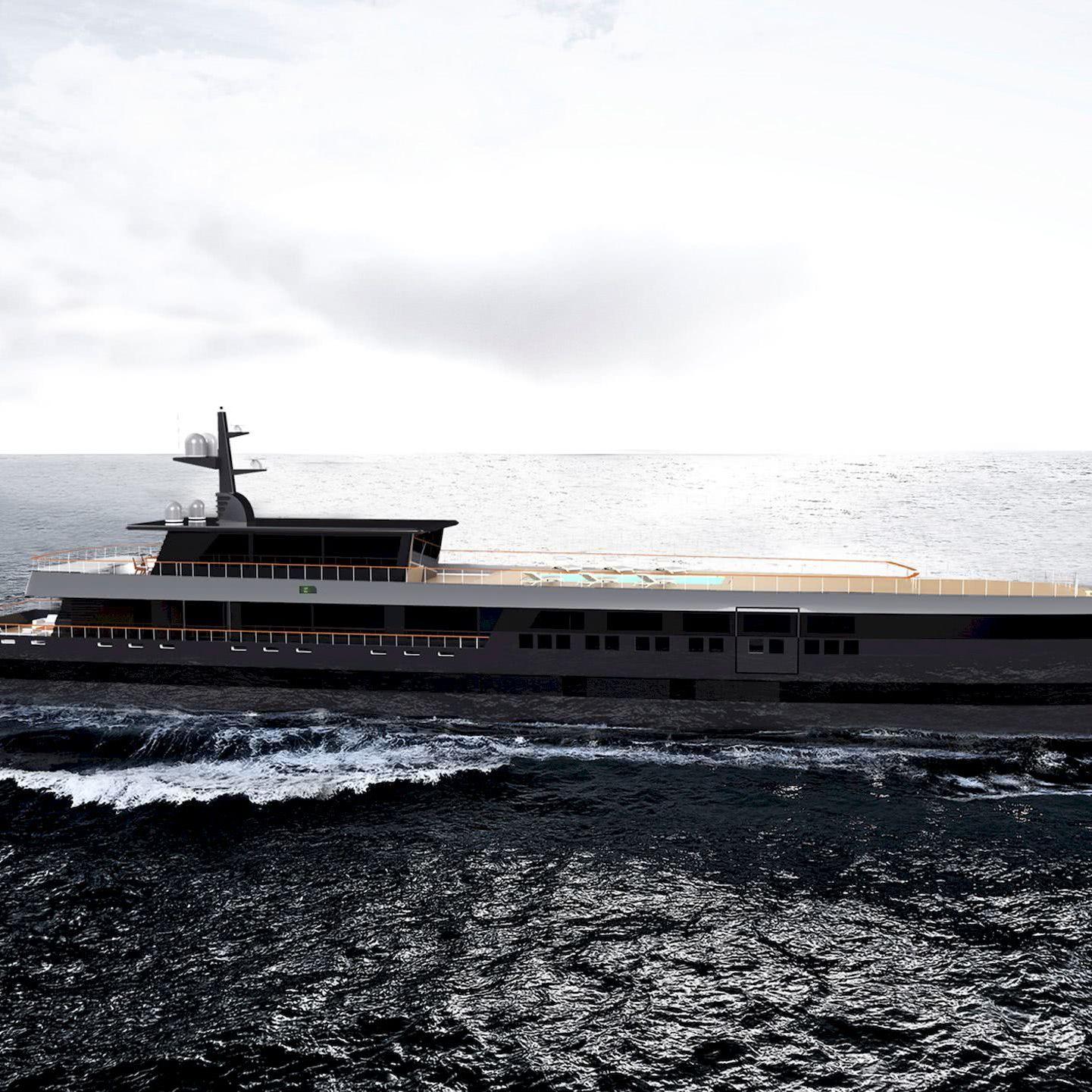 Hide Anna Borla Yacht Design