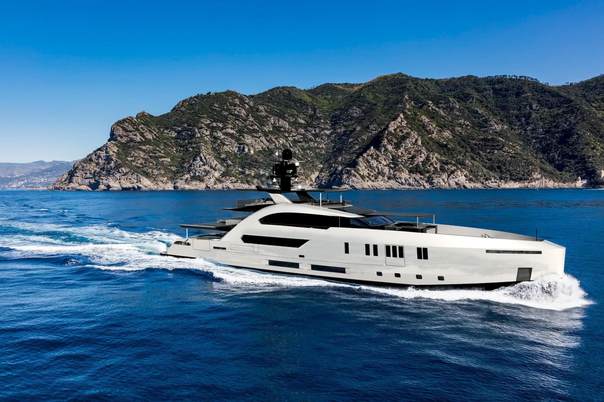 NEW ERA Hydrogen Fuel Cell Yacht Lorenzo Lippi