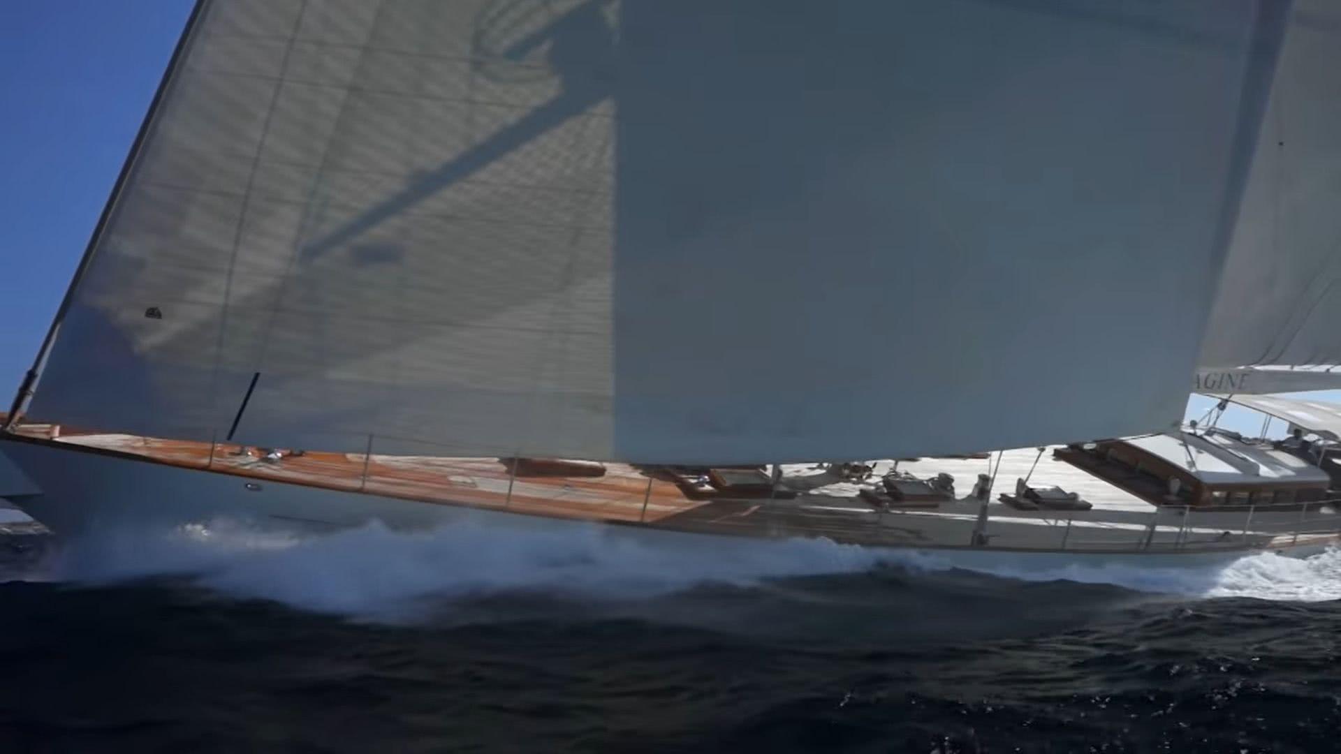 Sailing Yacht Annagine
