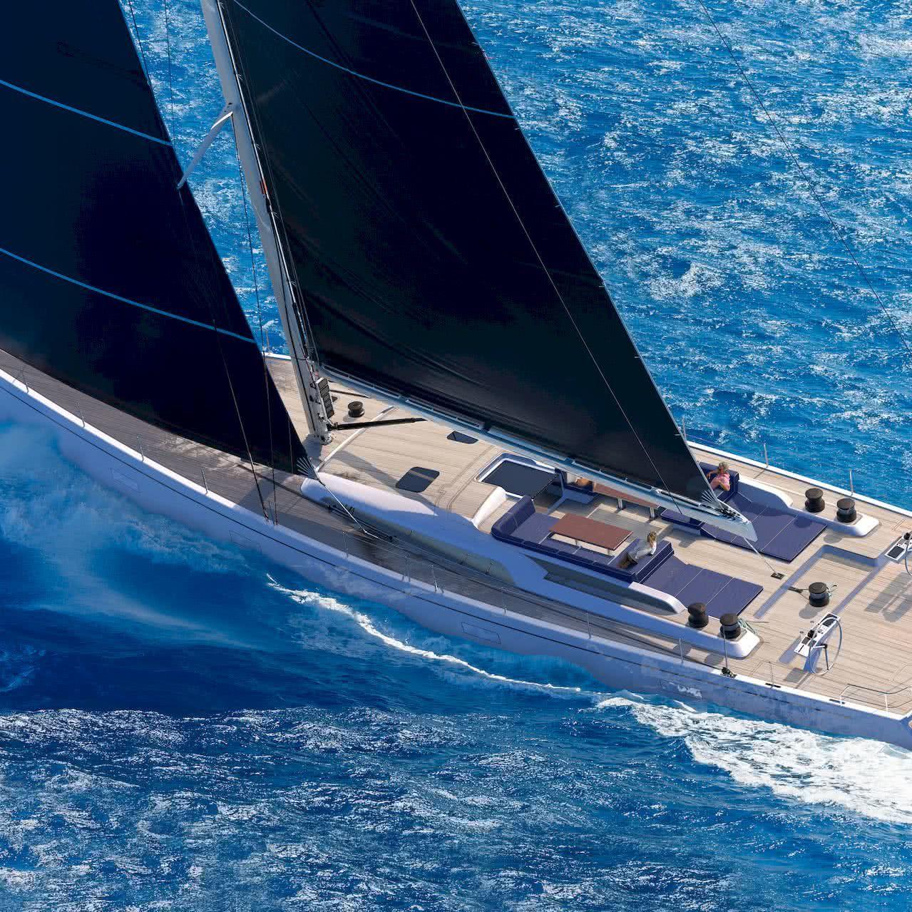 Swan 98 30m Yacht