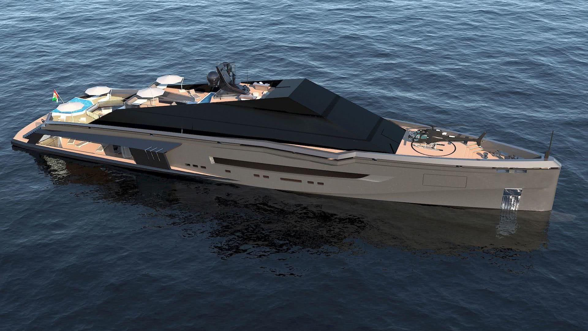 Vita 78 Valerio Rivellini Yacht Design