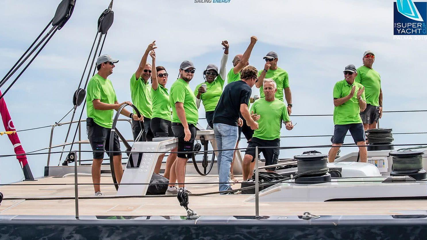 WinWin Yacht Palma Superyacht Cup