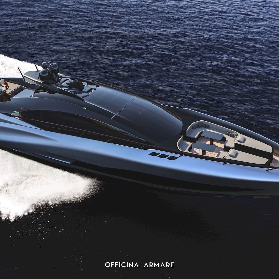 A88 Yacht Officina Armare