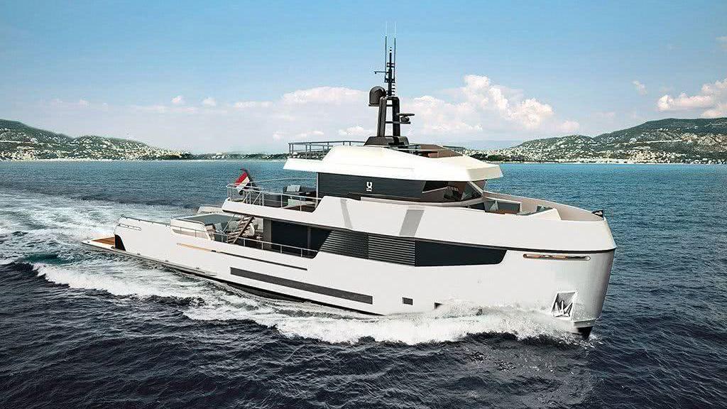 Adventure 32 Lynx Yachts
