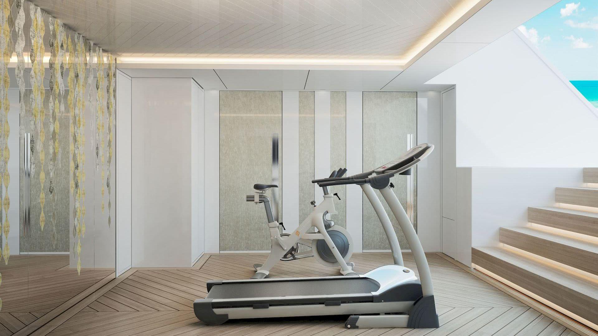 Amels 200 Interior Design