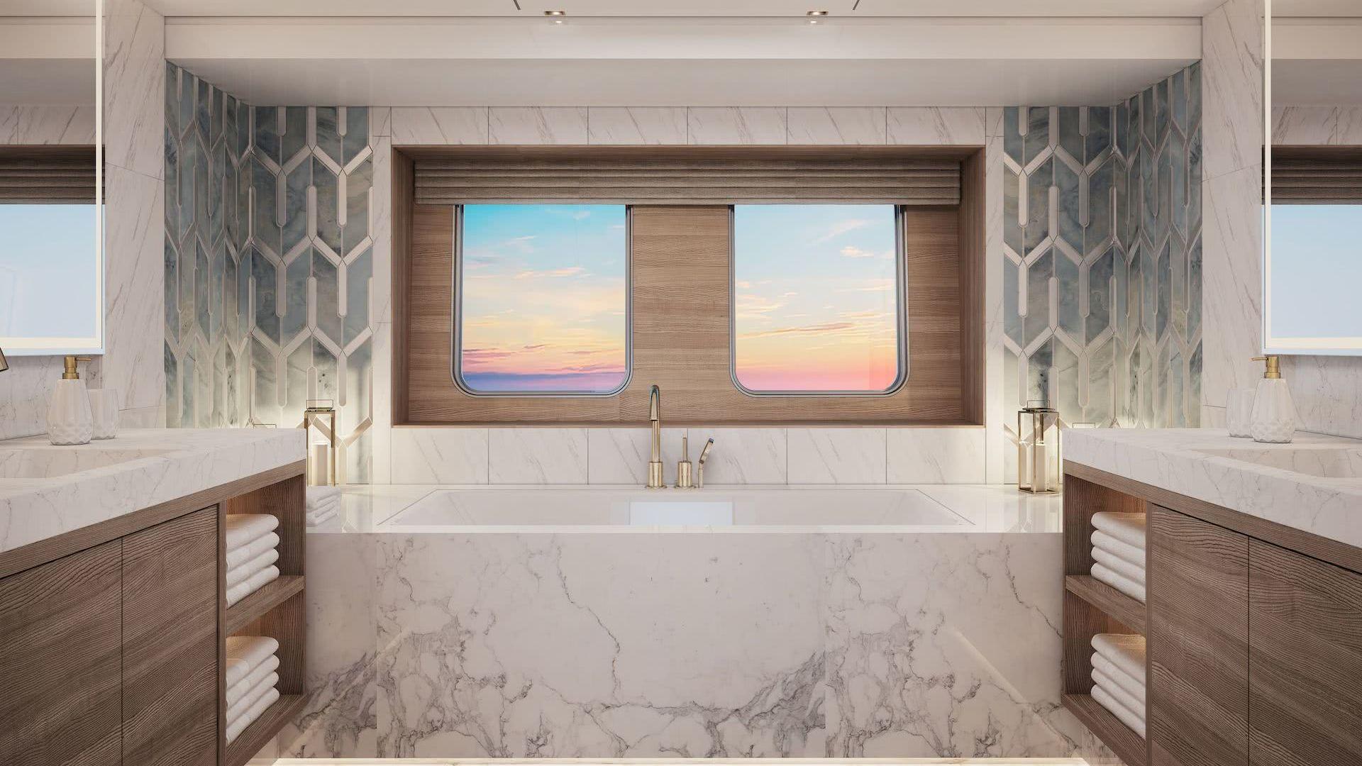 Amels 200 Interior Design Laura Pomponi