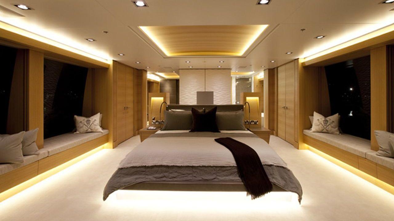 Big Fish Yacht Interior