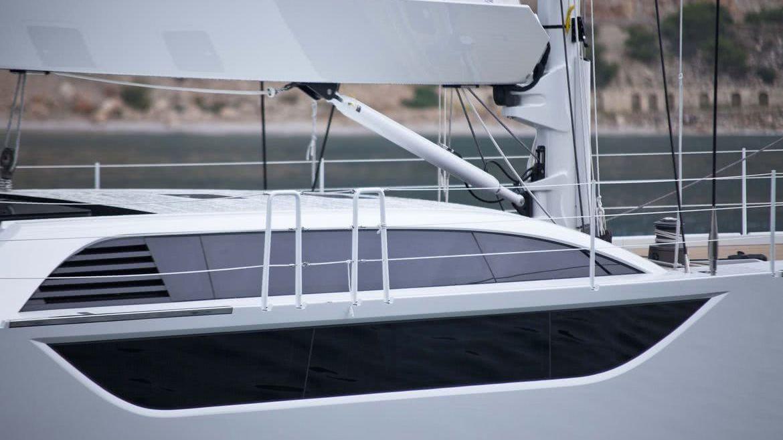 Luxury Sailing Yacht Bliss 2 Cyrus Yachts