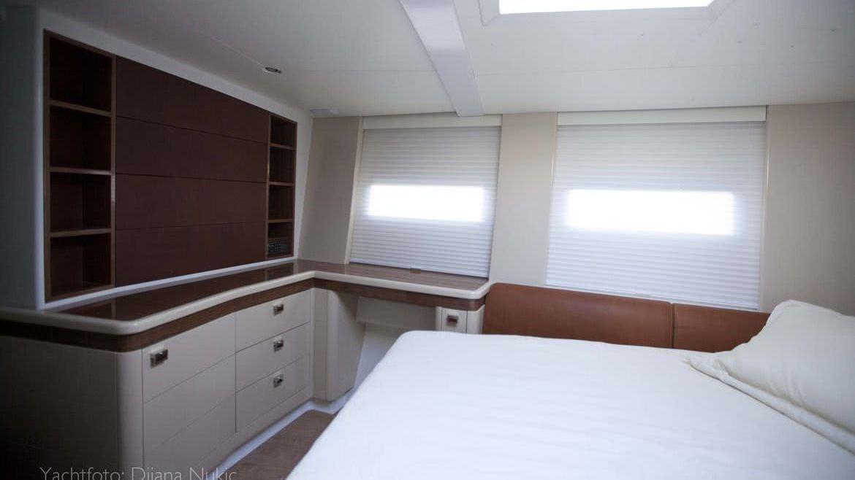Bliss 2 Yacht Interior
