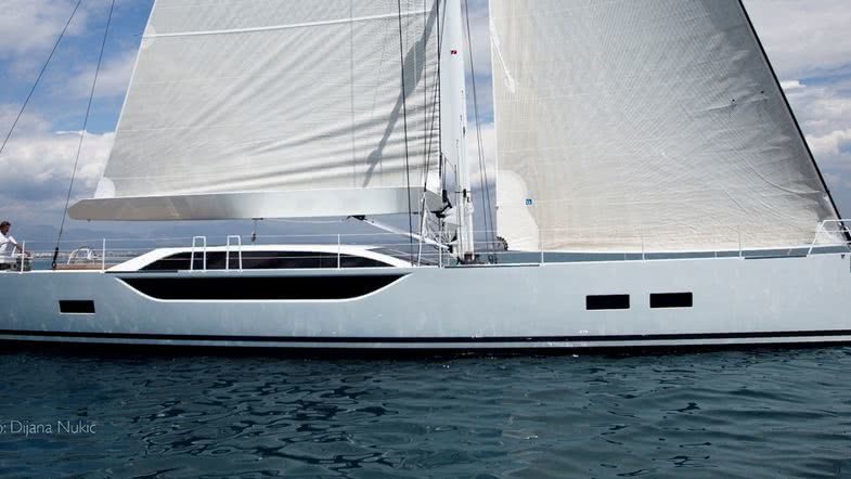 Sailing Yacht Bliss 2