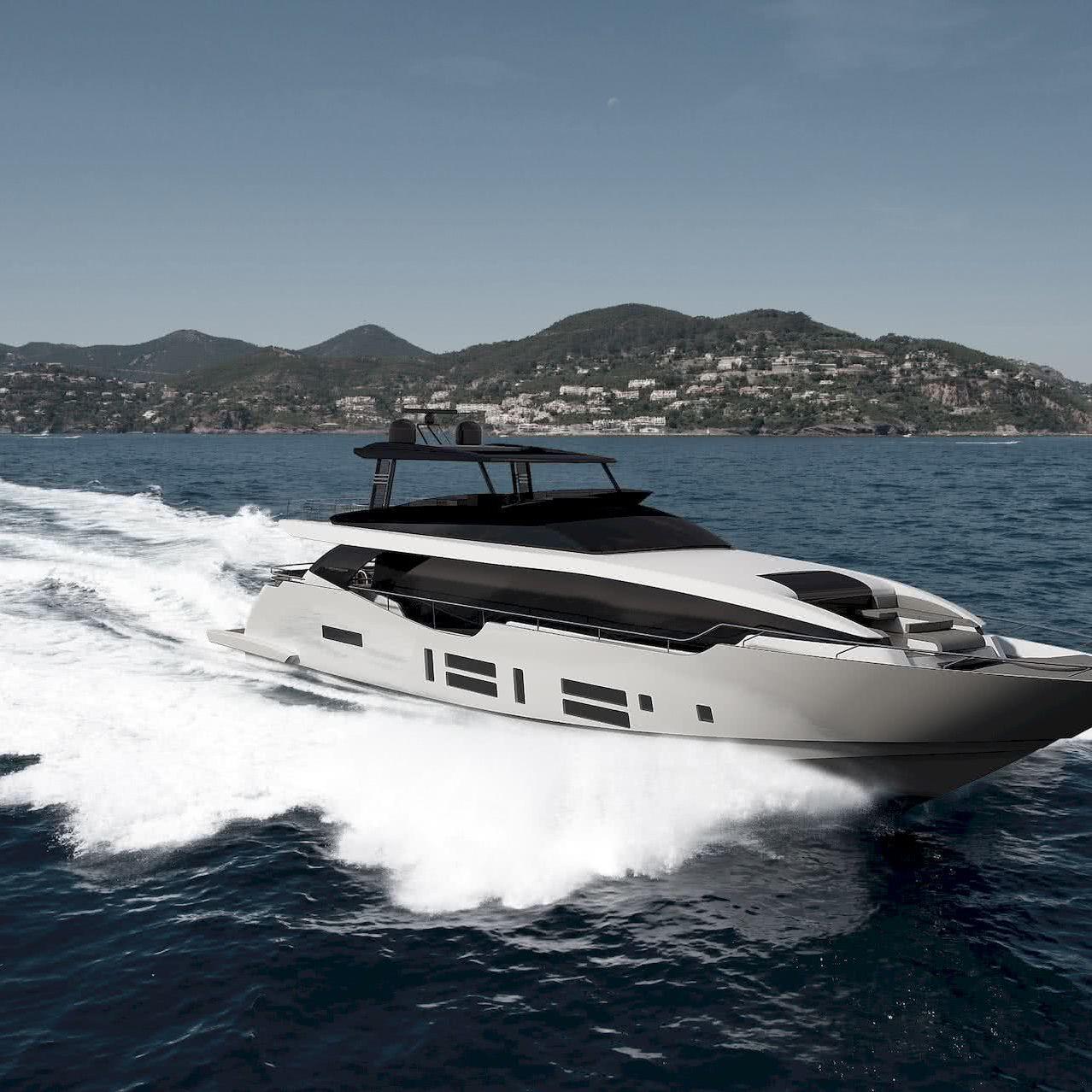 Canados 696 Motor Yacht