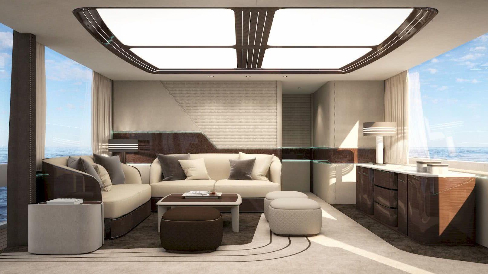 Dynamiq GTM 90 Interior