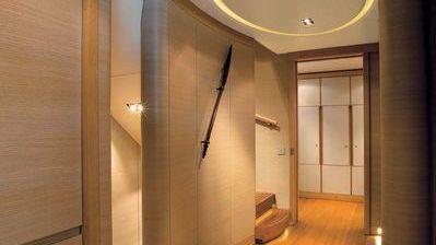 Exuma Yacht Interior