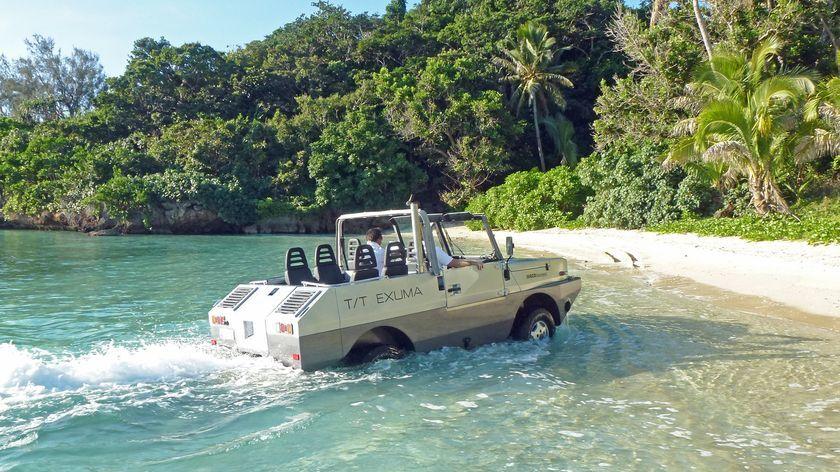 IVECO Amphibious Tender