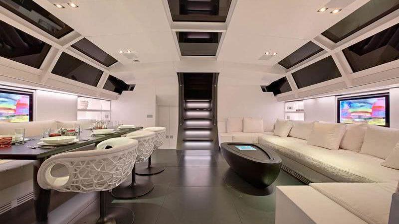 Interior Yacht Chrisco