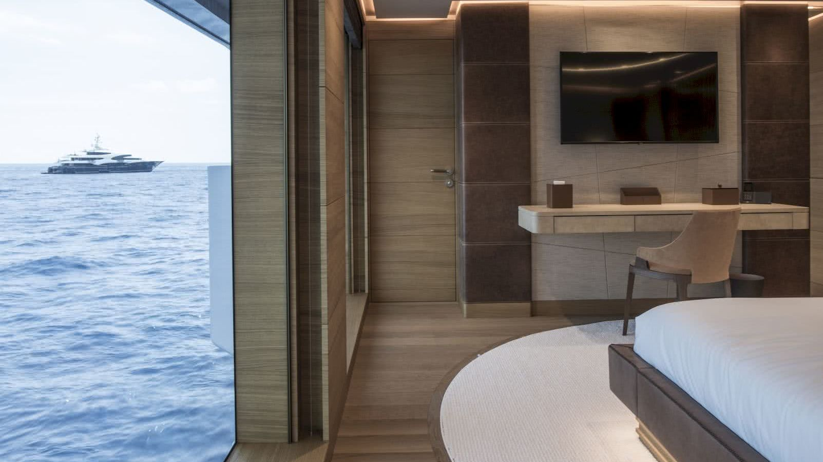 Life Saga Yacht Interior