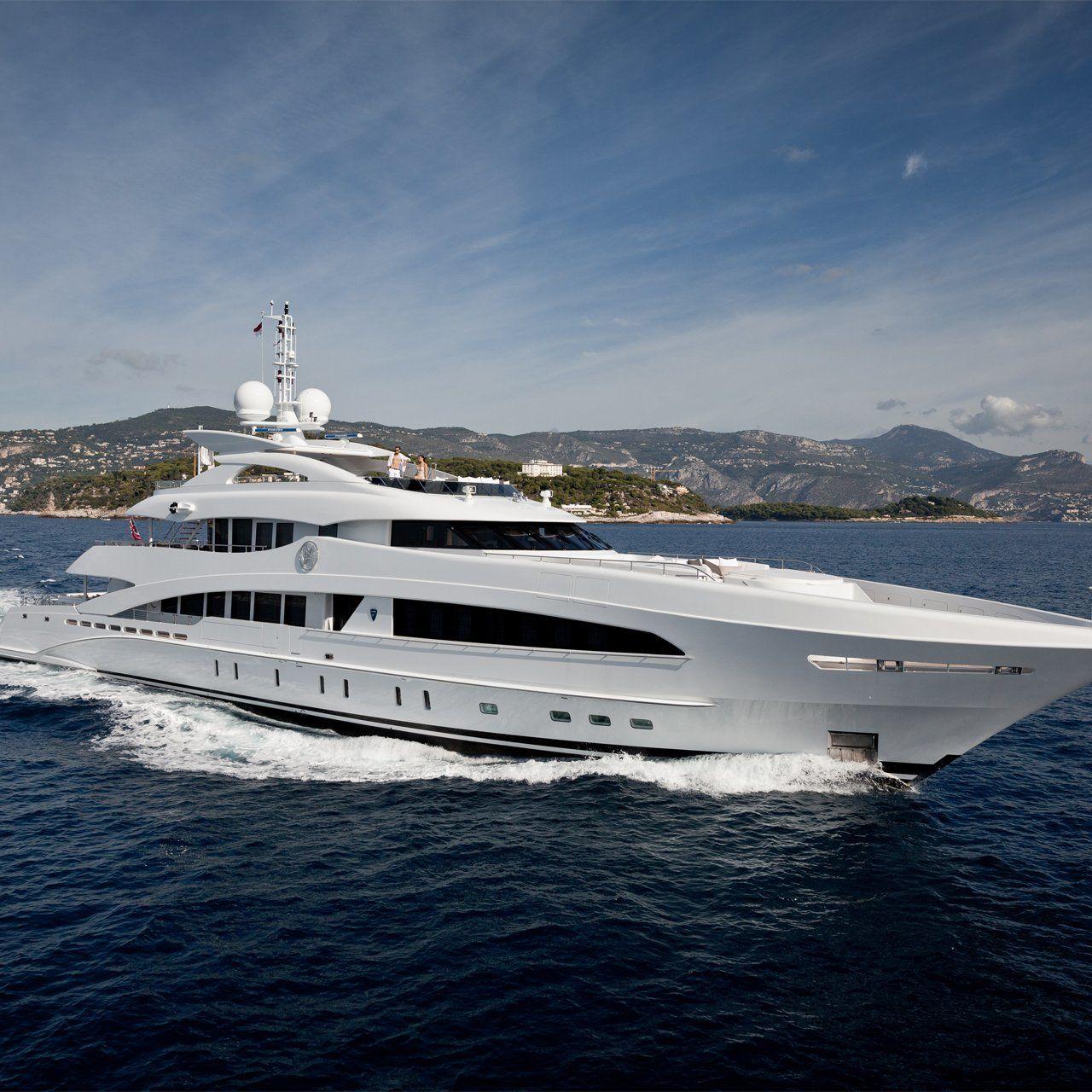 Monaco Wolf Yacht Heesen Yachts