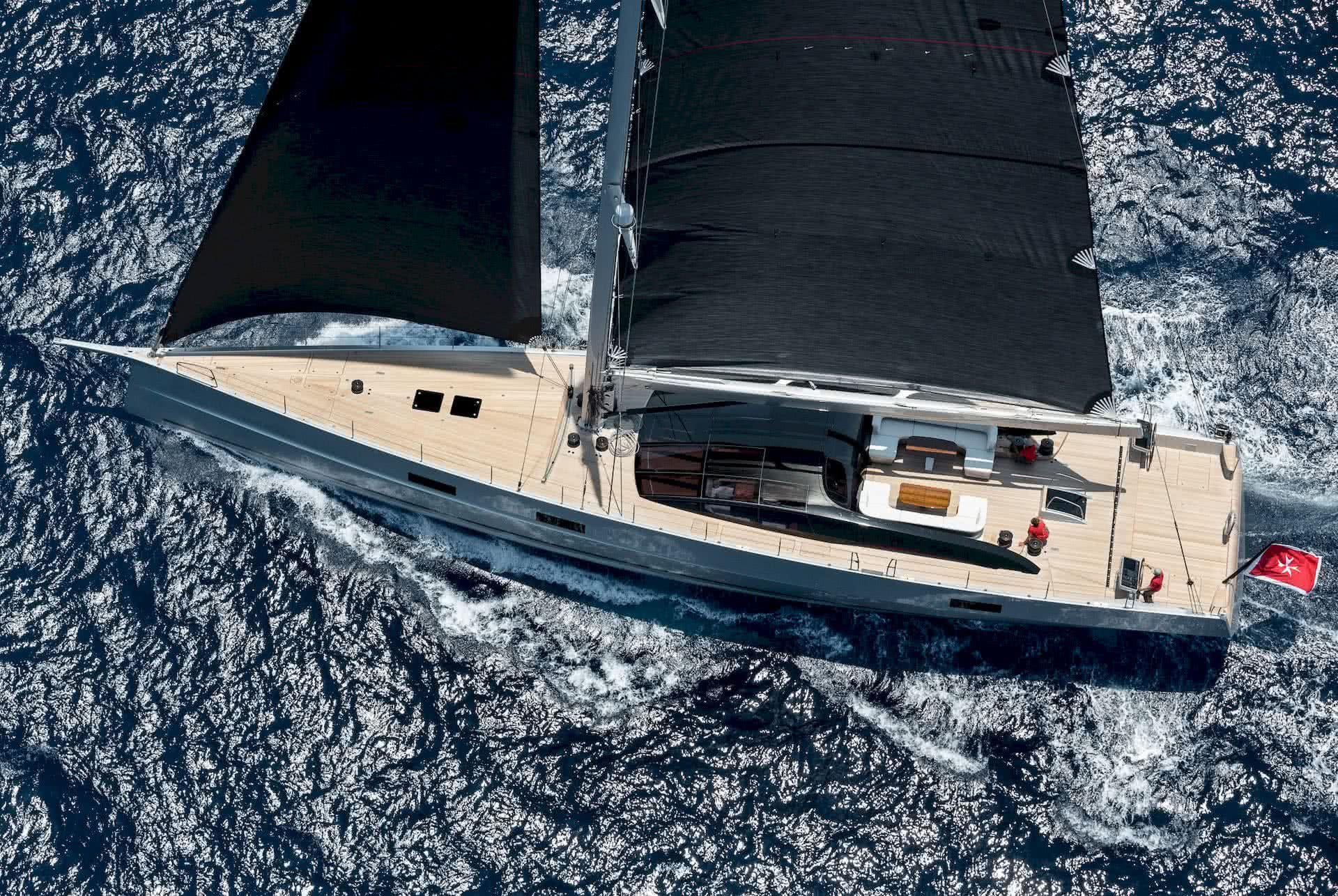 Ribelle Yacht Vitters