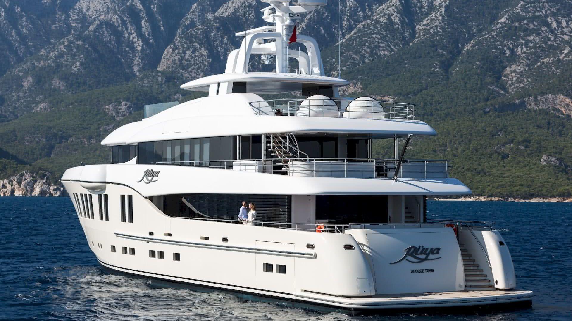 Ruya Yacht Alia Yachts