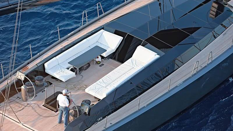 Sailing Yacht Chrisco CNB