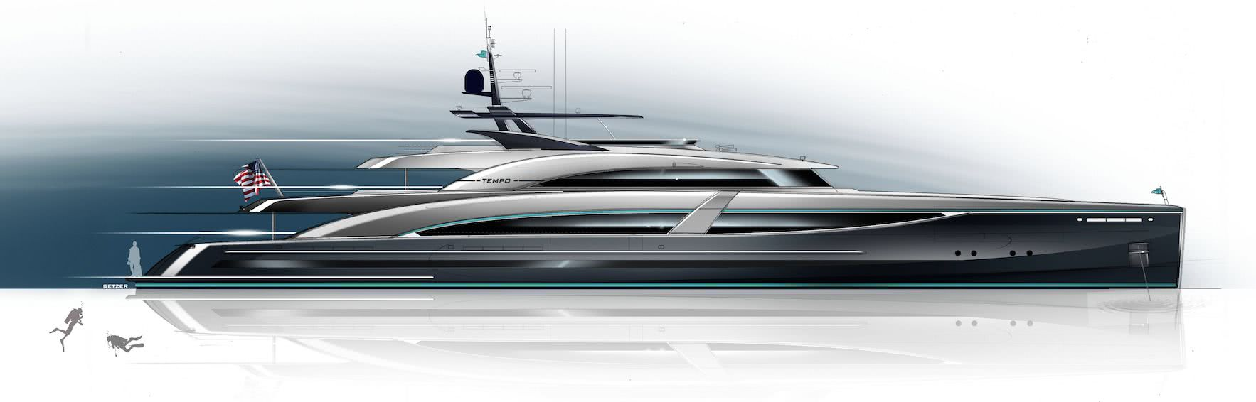 Tempo Yacht DLBA Naval Architects