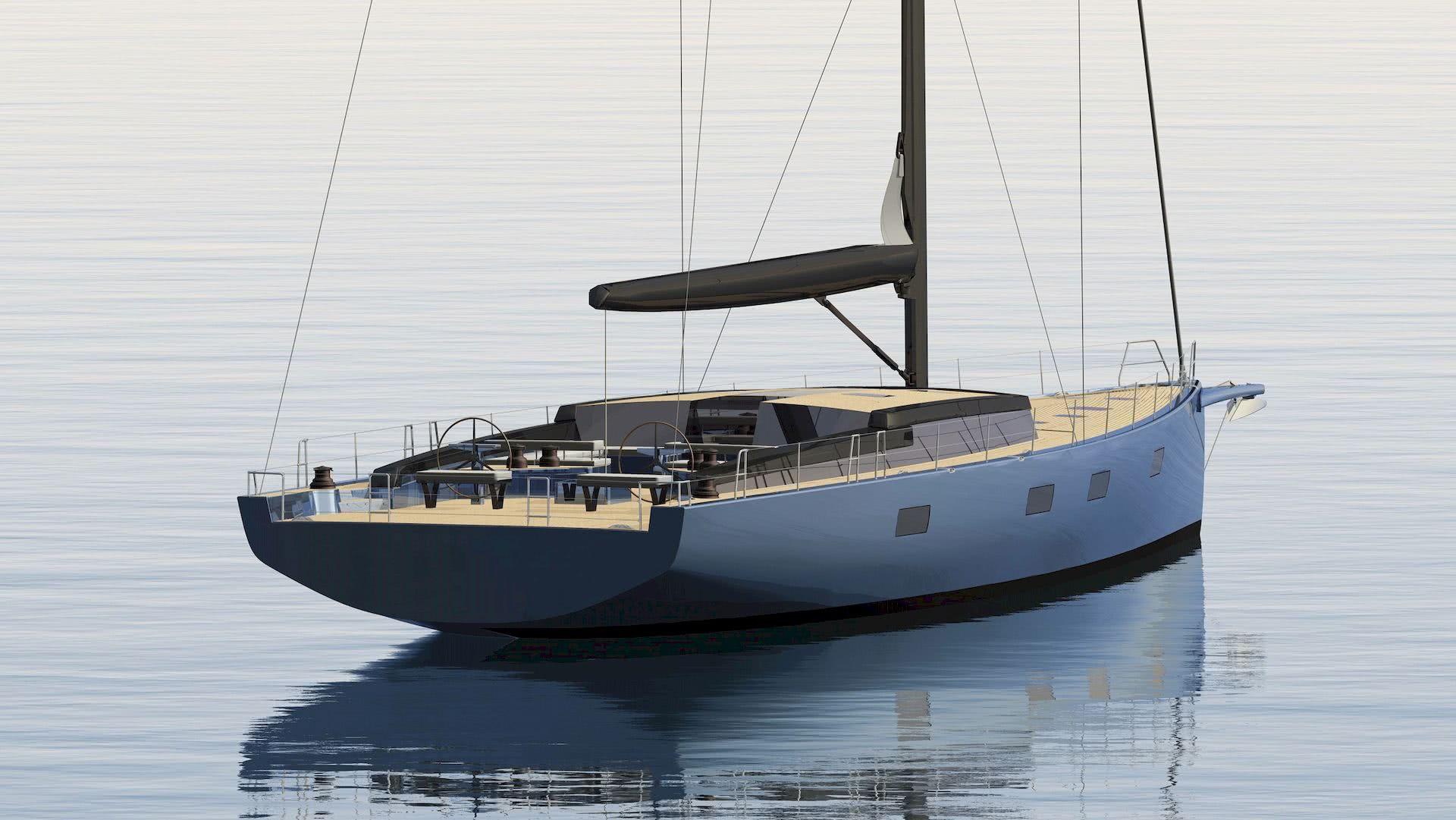 Tripp 90 YYachts 27m Sailing Yacht