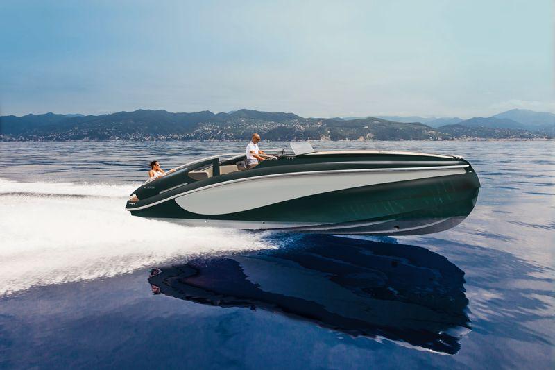 WIDER 32 Superyacht Tender