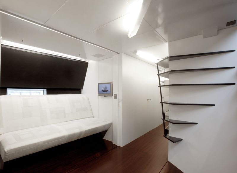 Esense Yacht Wally Interior