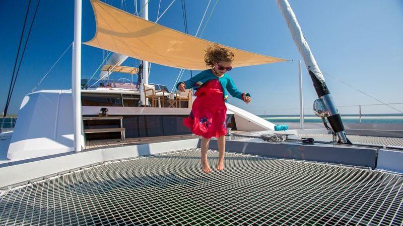 Windquest Yacht 26m Catamaran