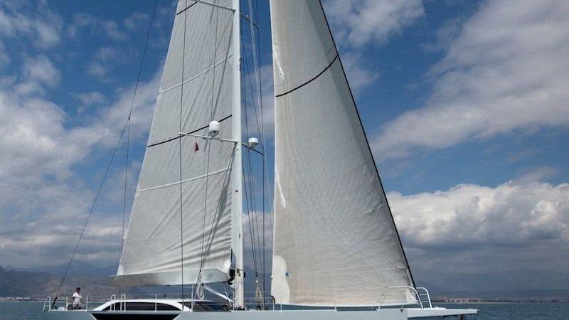 Yacht Bliss 2 beiderbeck designs