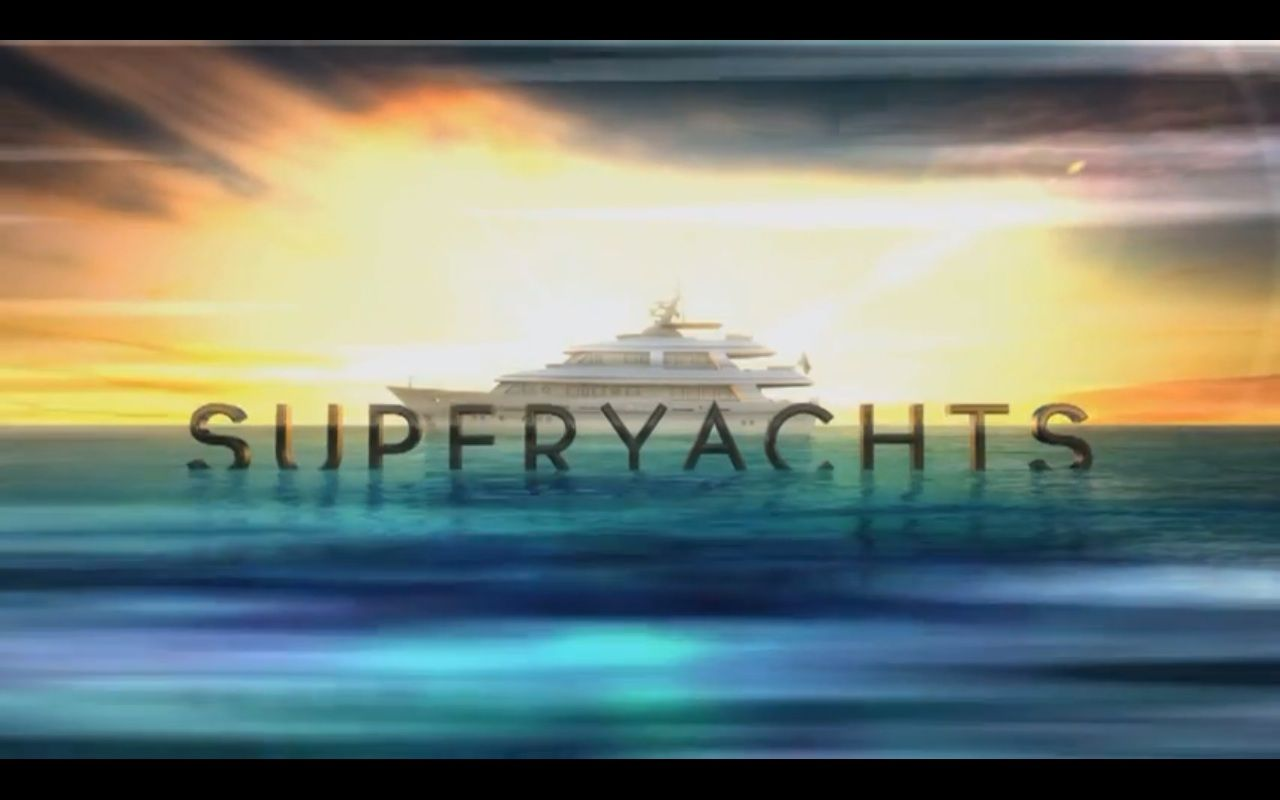 Discovery Channel Superyachts