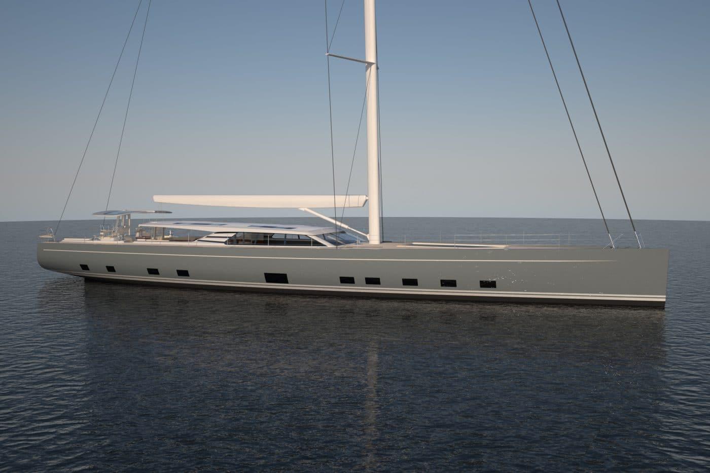 Baltic 146 Yacht