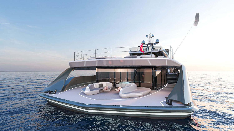 Futura Kite Yacht