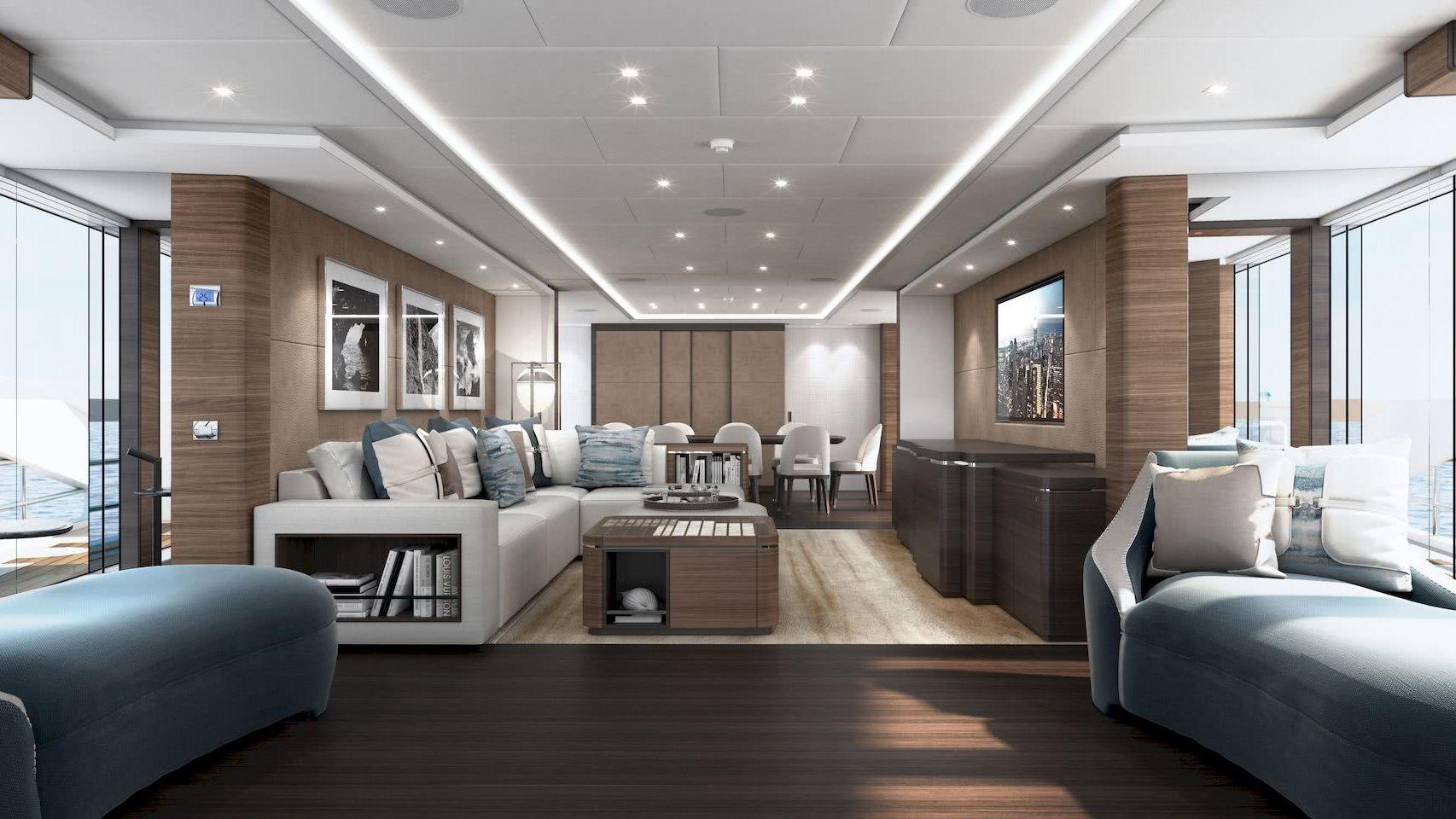 ALTEA Yacht Interior