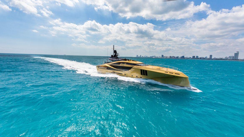 KHALILAH Yacht Palmer Johnson