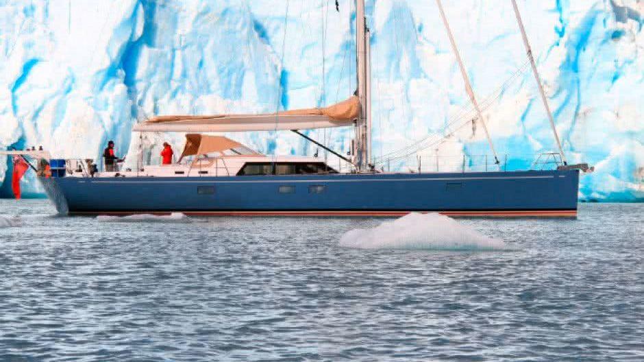 Louise Yacht Claasen Shipyards