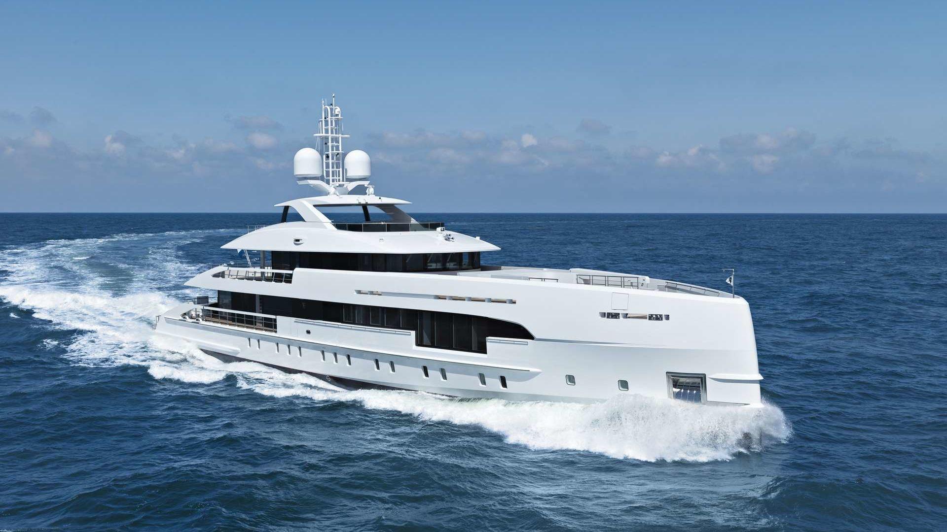 Motor Yacht ELA Heesen Yachts