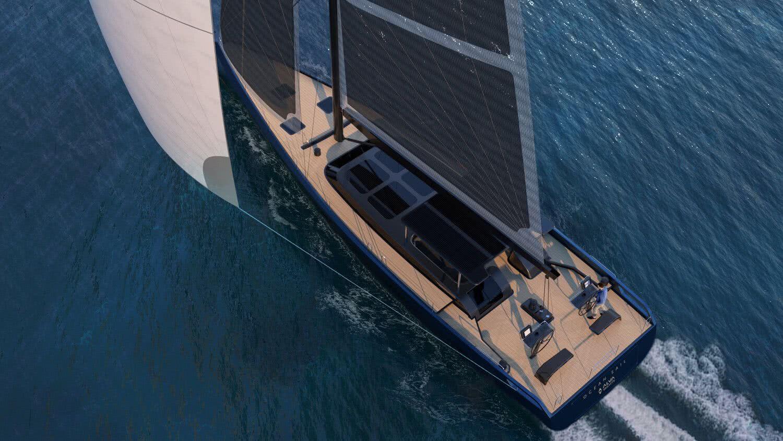Ocean Sail 82 Sailing Yacht