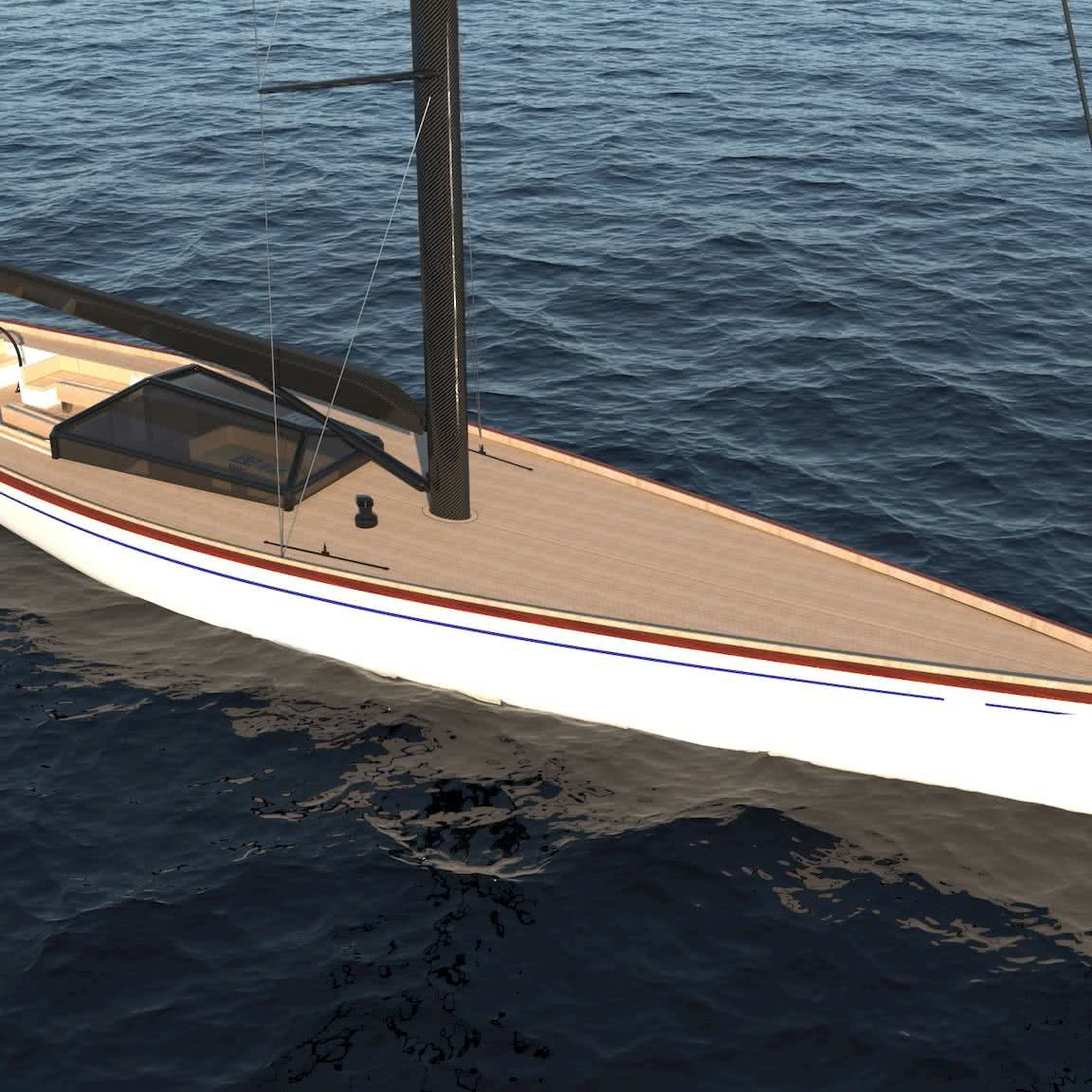 Rivale 78 Sailing Yacht Valerio Rivellini