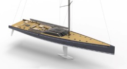 Royal Huisman Project 405 Nauta Design Reichel Pugh 151