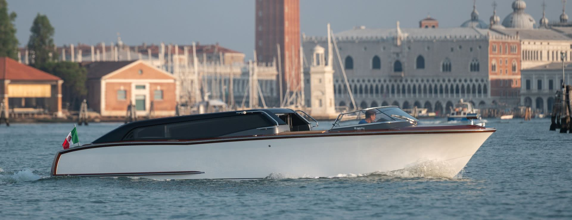 Thunder Venetian Taxi Nuvolari Lenard