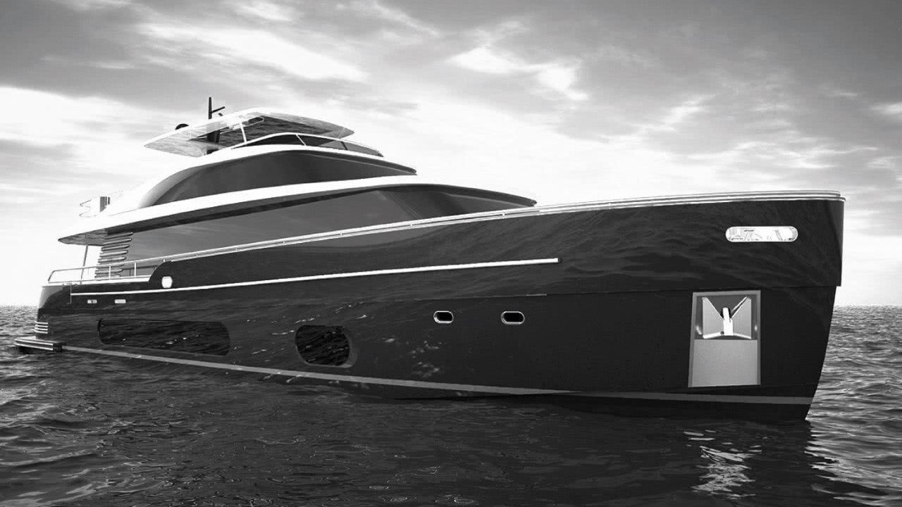 Azimut Magellano 25 Metri Yacht