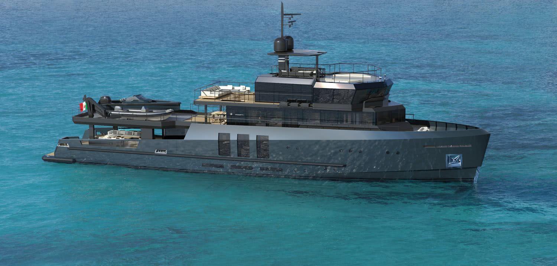 Baglietto-43m-Explorer-Yacht